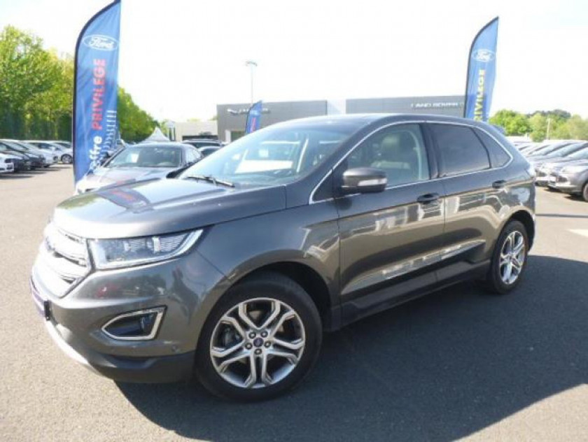 Ford Edge 2.0 Tdci 210ch Titanium I-awd Powershift - Visuel #1