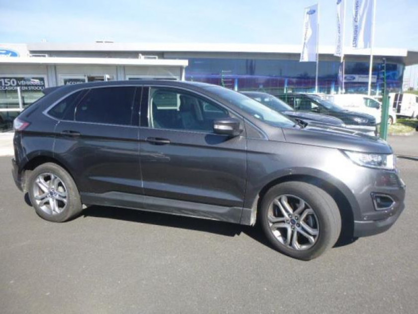 Ford Edge 2.0 Tdci 210ch Titanium I-awd Powershift - Visuel #6