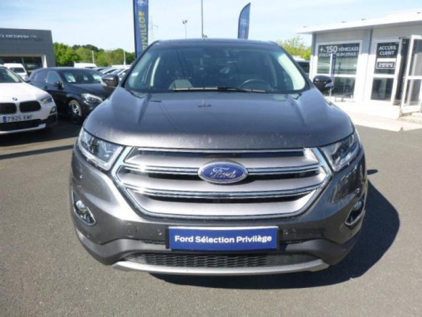 Ford Edge 2.0 Tdci 210ch Titanium I-awd Powershift - Visuel #7
