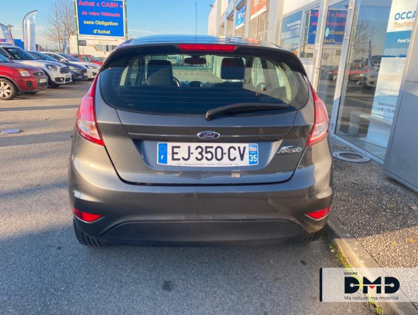 Ford Fiesta Affaires 1.5 Tdci 75ch Trend 3p - Visuel #11