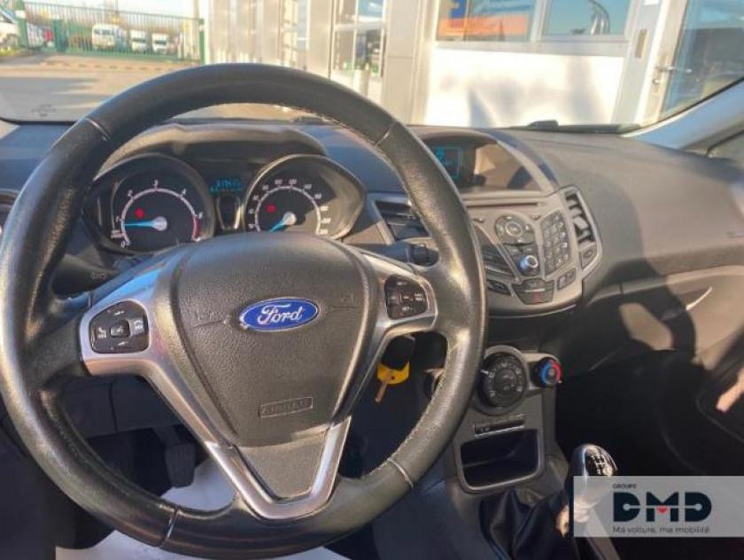 Ford Fiesta Affaires 1.5 Tdci 75ch Trend 3p - Visuel #5