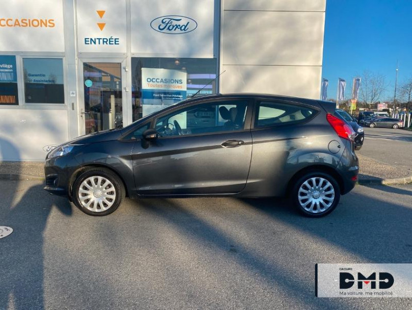 Ford Fiesta Affaires 1.5 Tdci 75ch Trend 3p - Visuel #2