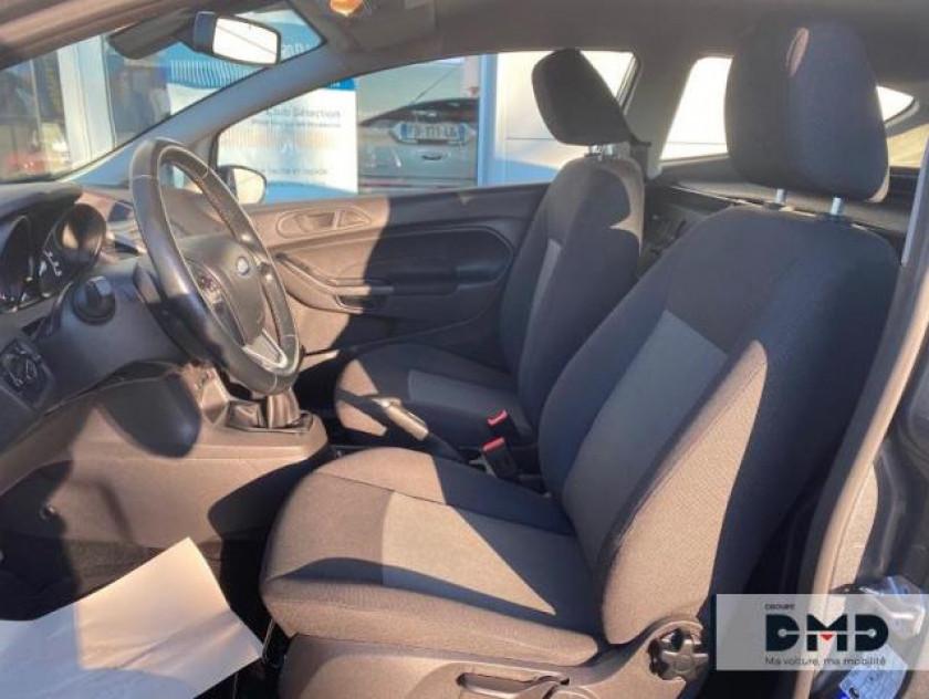 Ford Fiesta Affaires 1.5 Tdci 75ch Trend 3p - Visuel #9