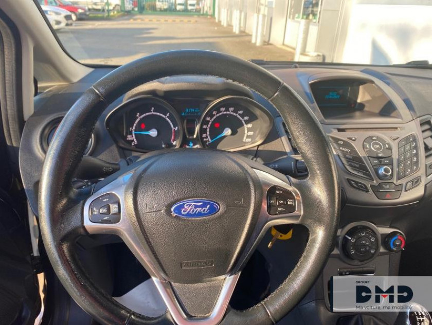 Ford Fiesta Affaires 1.5 Tdci 75ch Trend 3p - Visuel #7