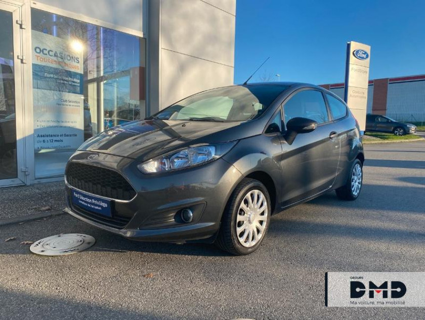 Ford Fiesta Affaires 1.5 Tdci 75ch Trend 3p - Visuel #14