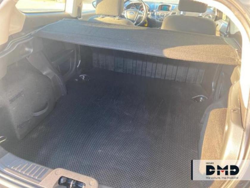 Ford Fiesta Affaires 1.5 Tdci 75ch Trend 3p - Visuel #10