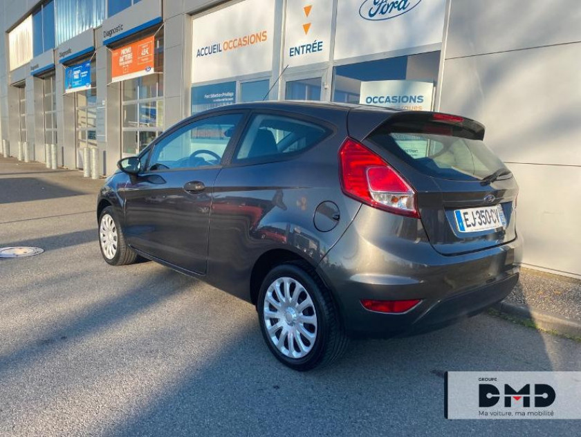 Ford Fiesta Affaires 1.5 Tdci 75ch Trend 3p - Visuel #3