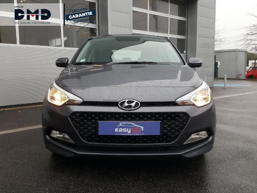Hyundai I20 1.2 75 Edition #clim - Visuel #4
