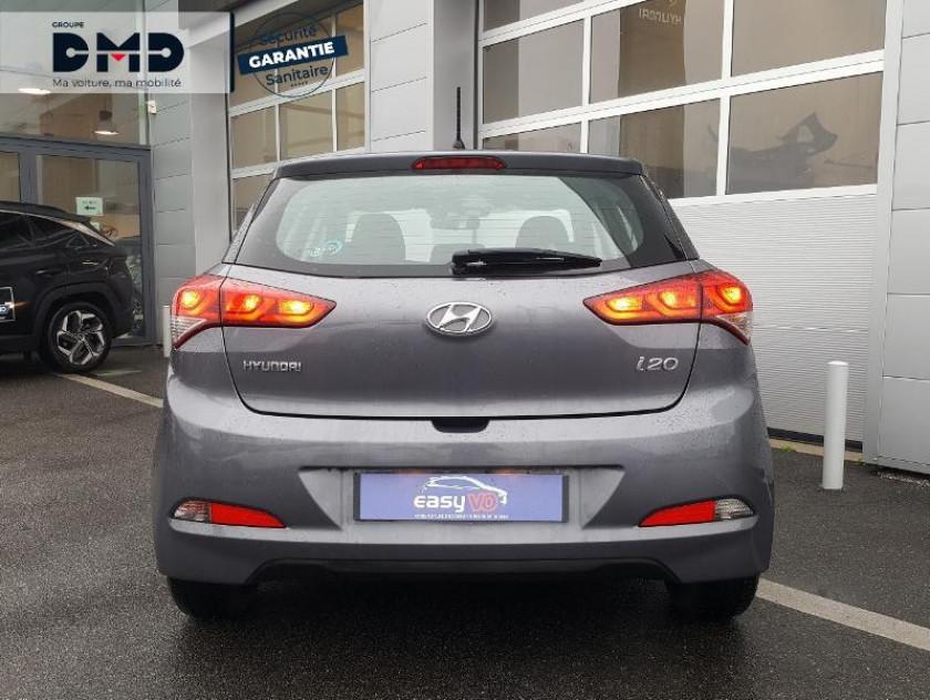Hyundai I20 1.2 75 Edition #clim - Visuel #11