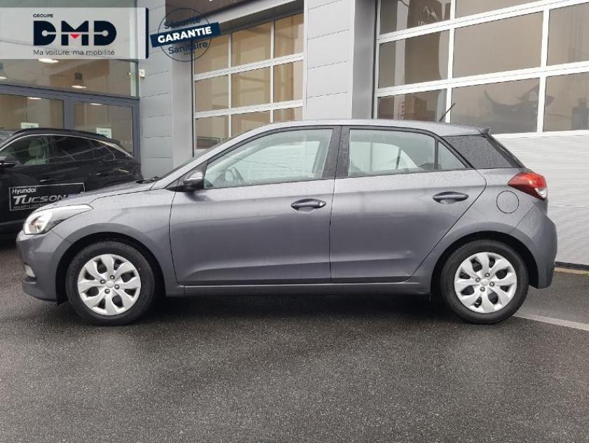 Hyundai I20 1.2 75 Edition #clim - Visuel #2