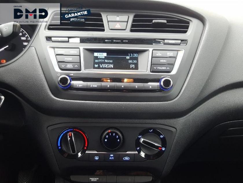 Hyundai I20 1.2 75 Edition #clim - Visuel #6