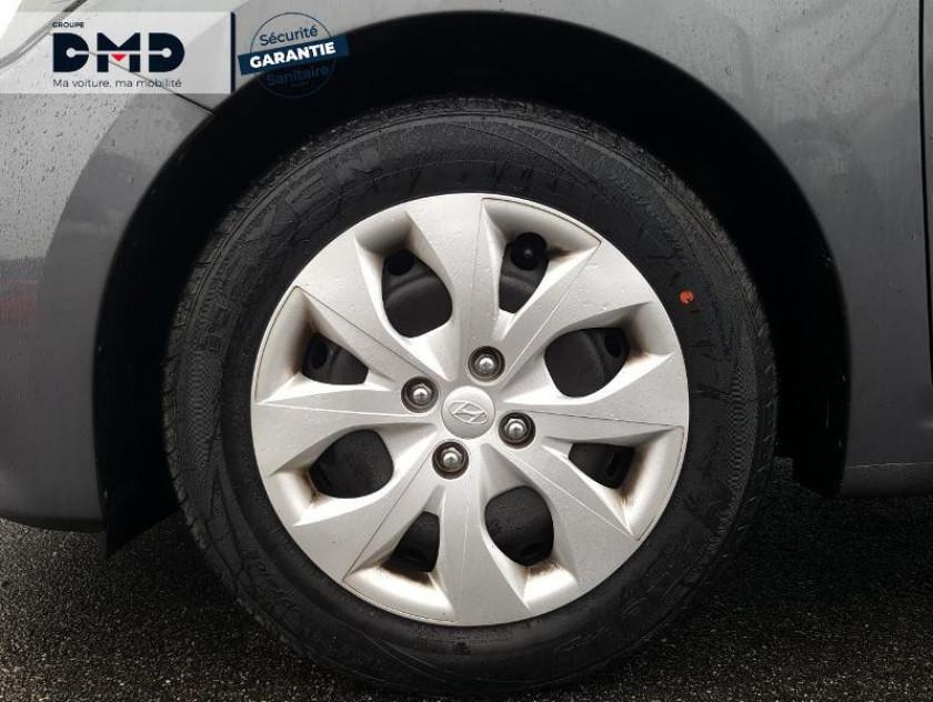 Hyundai I20 1.2 75 Edition #clim - Visuel #13