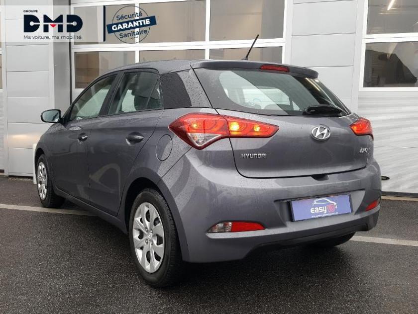 Hyundai I20 1.2 75 Edition #clim - Visuel #3