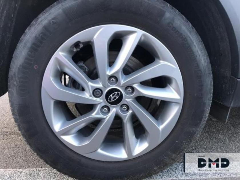 Hyundai Tucson 1.6 Gdi 132ch Creative 2wd - Visuel #13