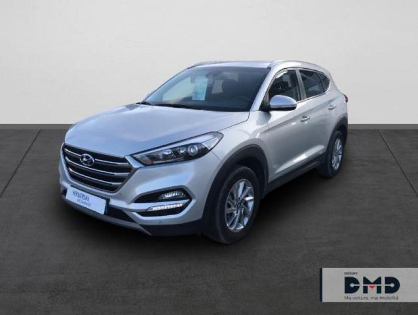 Hyundai Tucson 1.6 Gdi 132ch Creative 2wd - Visuel #1