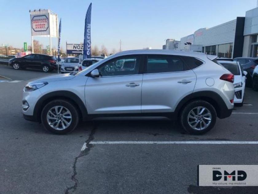 Hyundai Tucson 1.6 Gdi 132ch Creative 2wd - Visuel #2