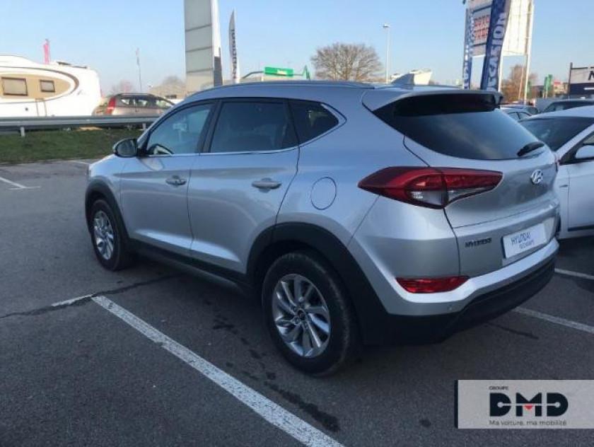 Hyundai Tucson 1.6 Gdi 132ch Creative 2wd - Visuel #3