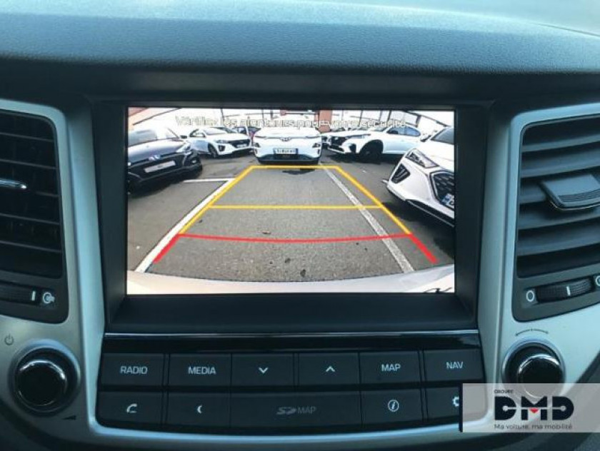 Hyundai Tucson 1.6 Gdi 132ch Creative 2wd - Visuel #14