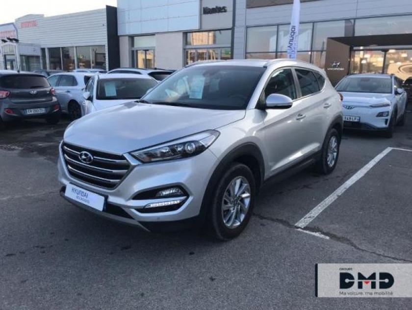 Hyundai Tucson 1.6 Gdi 132ch Creative 2wd - Visuel #19