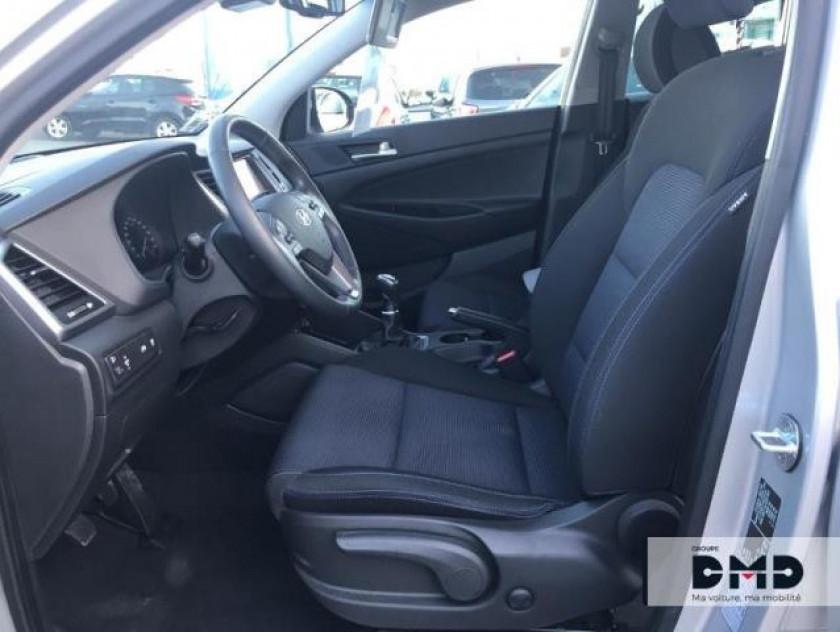 Hyundai Tucson 1.6 Gdi 132ch Creative 2wd - Visuel #9