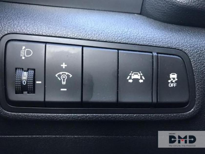 Hyundai Tucson 1.6 Gdi 132ch Creative 2wd - Visuel #18