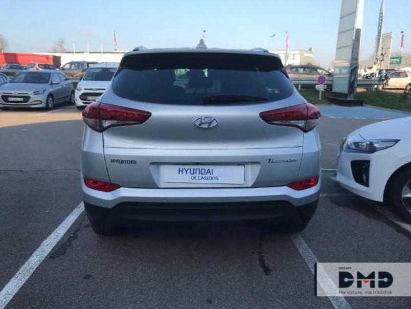 Hyundai Tucson 1.6 Gdi 132ch Creative 2wd - Visuel #11