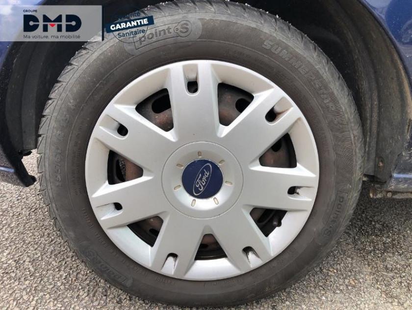 Ford Fusion 1.4 Tdci 68ch Senso Plus - Visuel #13