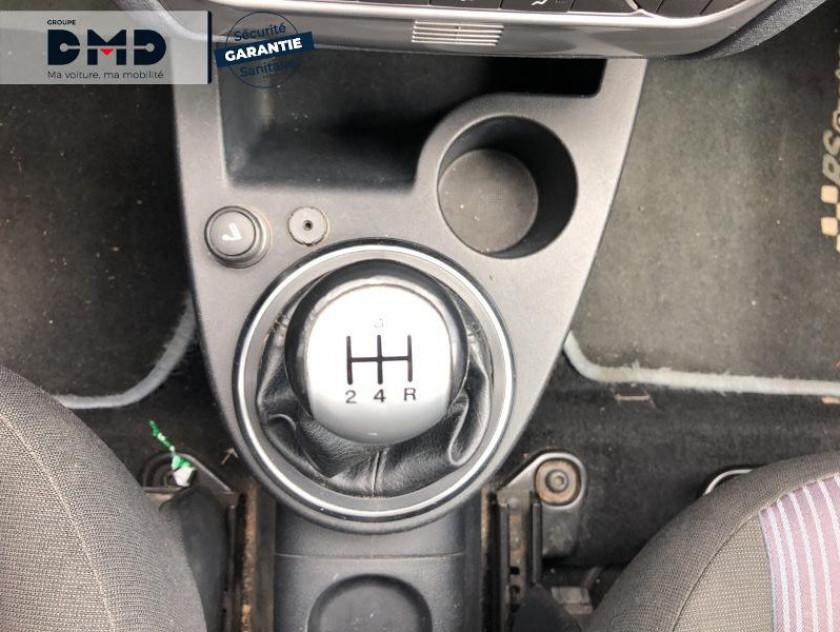 Ford Fusion 1.4 Tdci 68ch Senso Plus - Visuel #8
