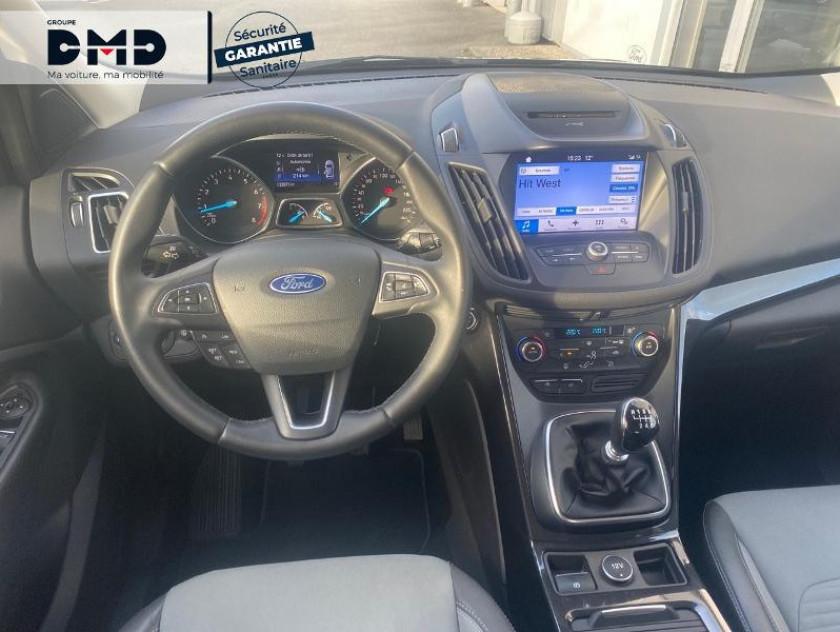 Ford Kuga 1.5 Ecoboost 120ch Stop&start Titanium 4x2 - Visuel #5