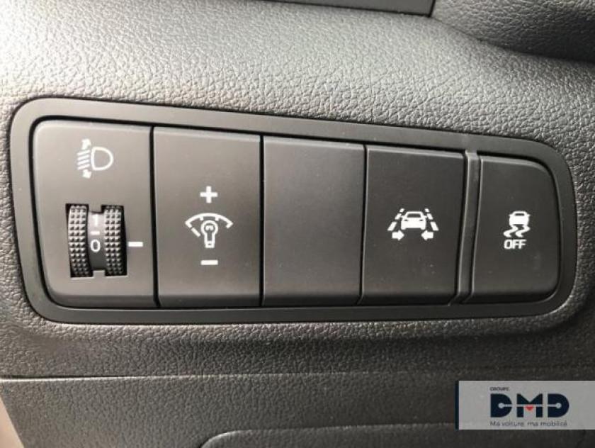 Hyundai Tucson 1.7 Crdi 141ch Creative 2wd Dct-7 - Visuel #19