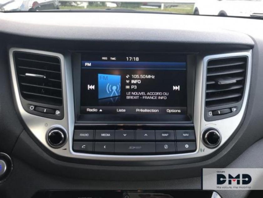 Hyundai Tucson 1.7 Crdi 141ch Creative 2wd Dct-7 - Visuel #6