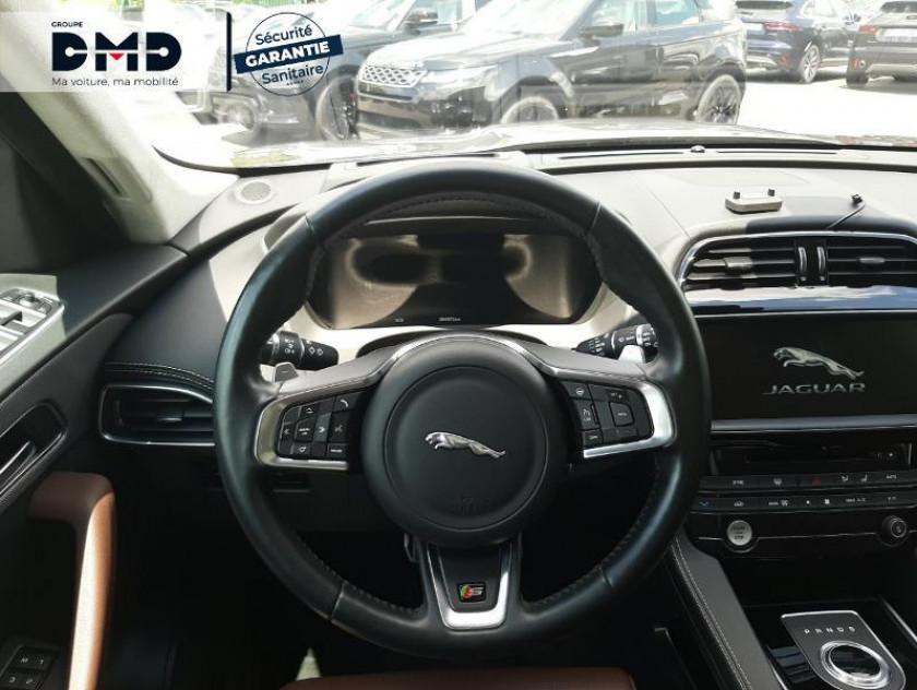Jaguar F-pace V6 3.0d 300ch S 4x4 Bva8 - Visuel #7