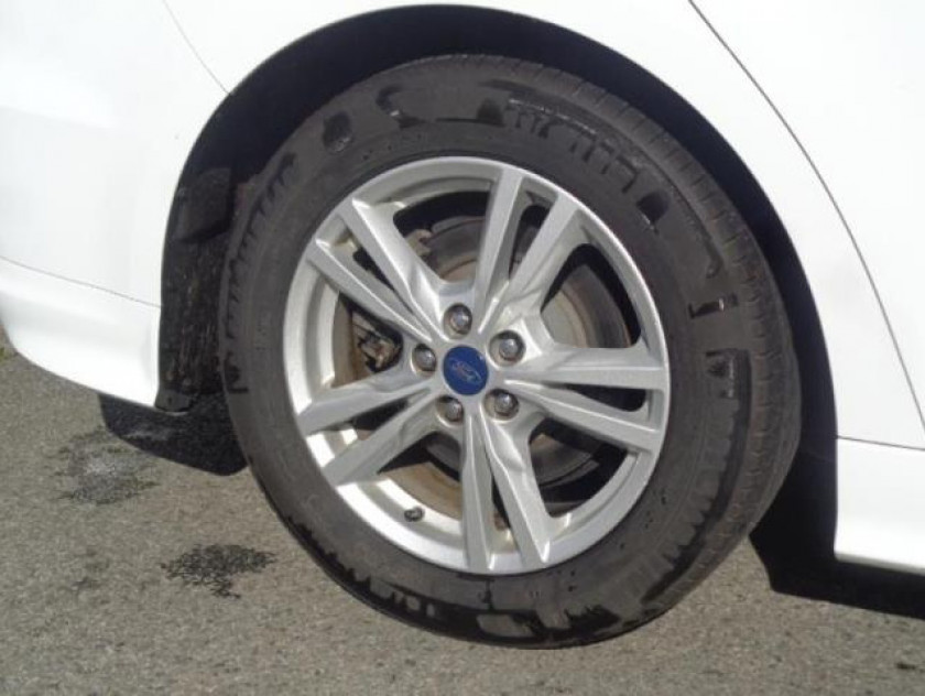 Ford S-max 2.0 Tdci 180ch Stop&start Titanium - Visuel #25