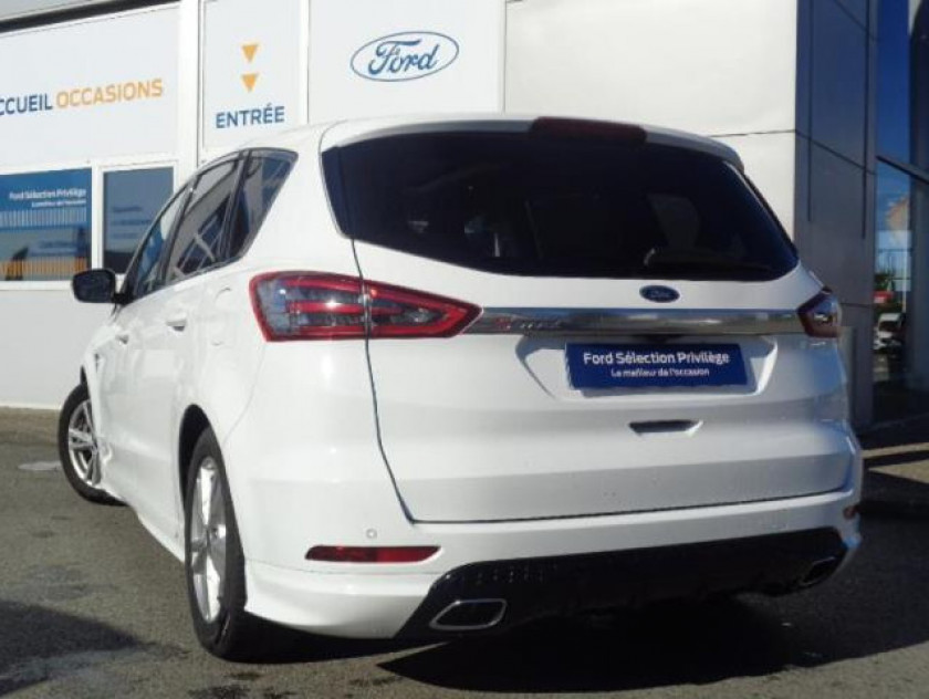 Ford S-max 2.0 Tdci 180ch Stop&start Titanium - Visuel #3