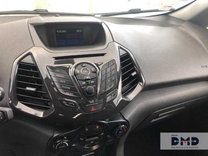 Ford Ecosport 1.5 Ti-vct 112ch Titanium Powershift - Visuel #13