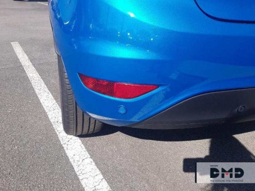 Ford Fiesta 1.0 Ecoboost 100ch Stop&start Titanium 5p - Visuel #14