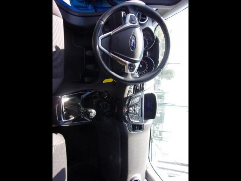 Ford Fiesta 1.0 Ecoboost 100ch Stop&start Titanium 5p - Visuel #18