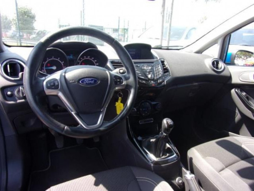 Ford Fiesta 1.0 Ecoboost 100ch Stop&start Titanium 5p - Visuel #17