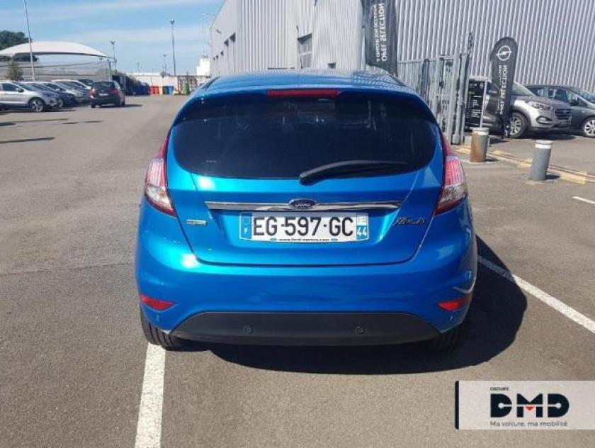 Ford Fiesta 1.0 Ecoboost 100ch Stop&start Titanium 5p - Visuel #11