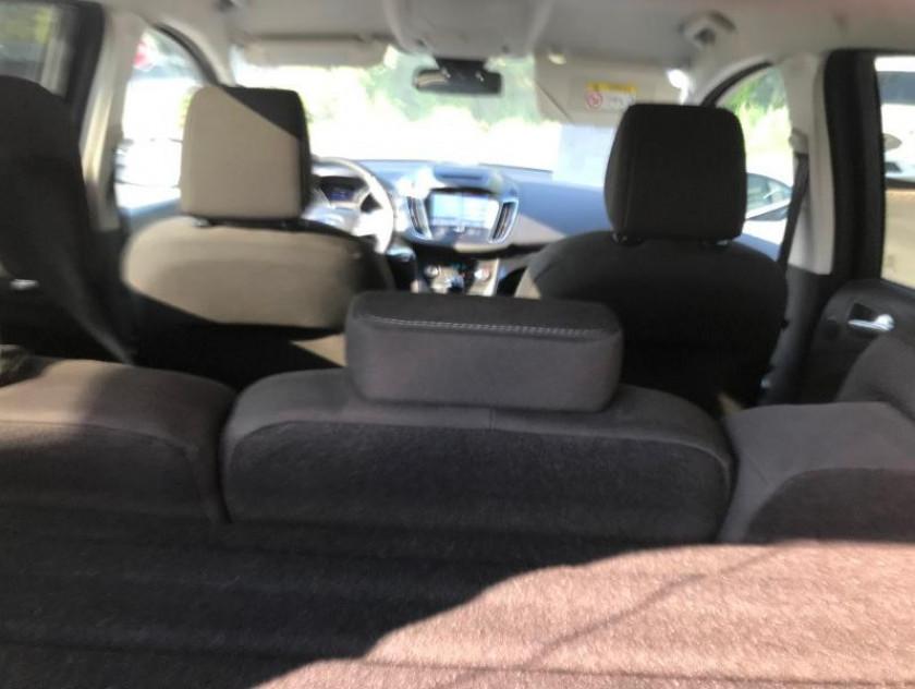 Ford C-max 1.0 Ecoboost 100ch Stop&start Titanium - Visuel #8