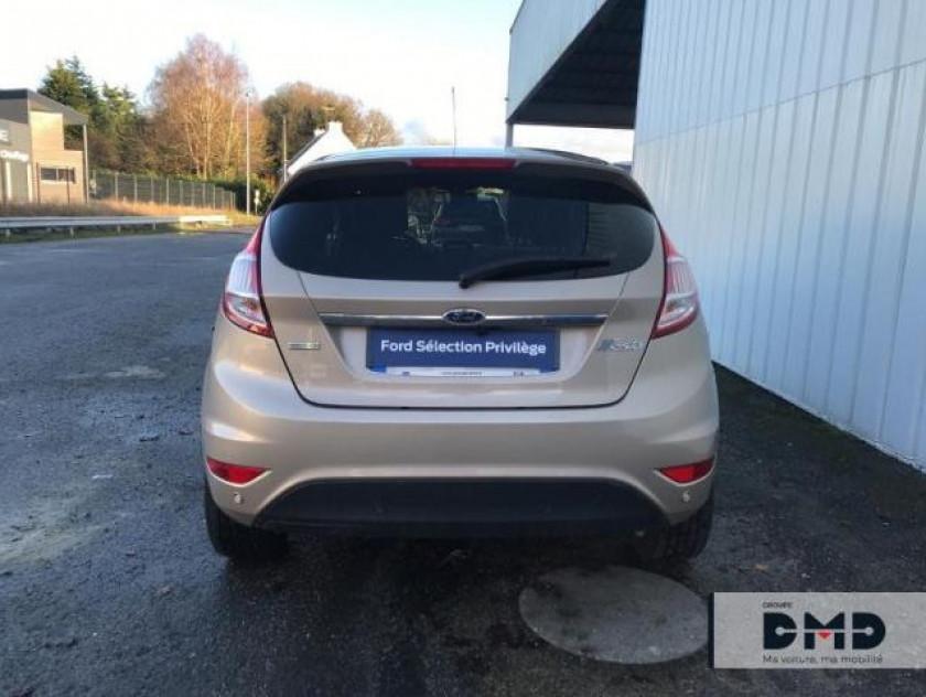 Ford Fiesta 1.0 Ecoboost 100ch Titanium Powershift 5p - Visuel #12