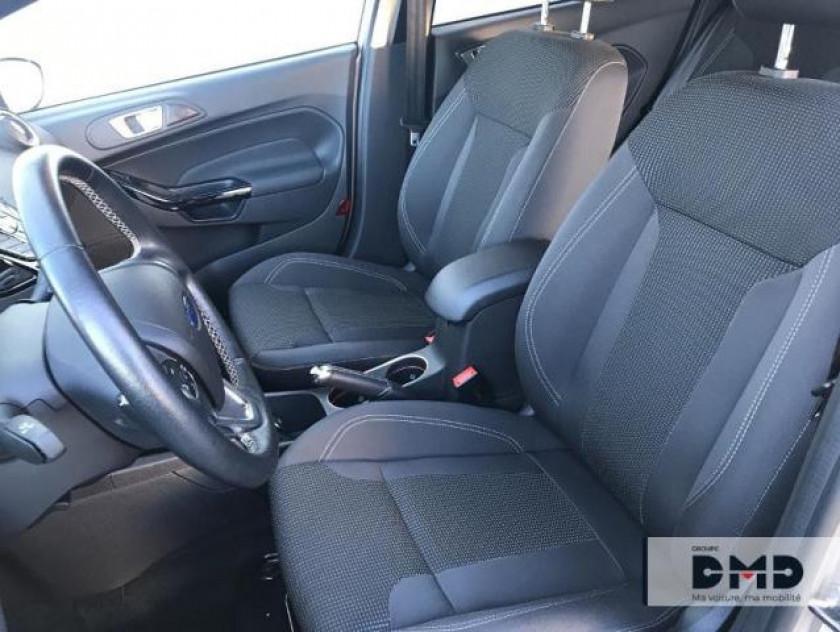 Ford Fiesta 1.0 Ecoboost 100ch Titanium Powershift 5p - Visuel #10