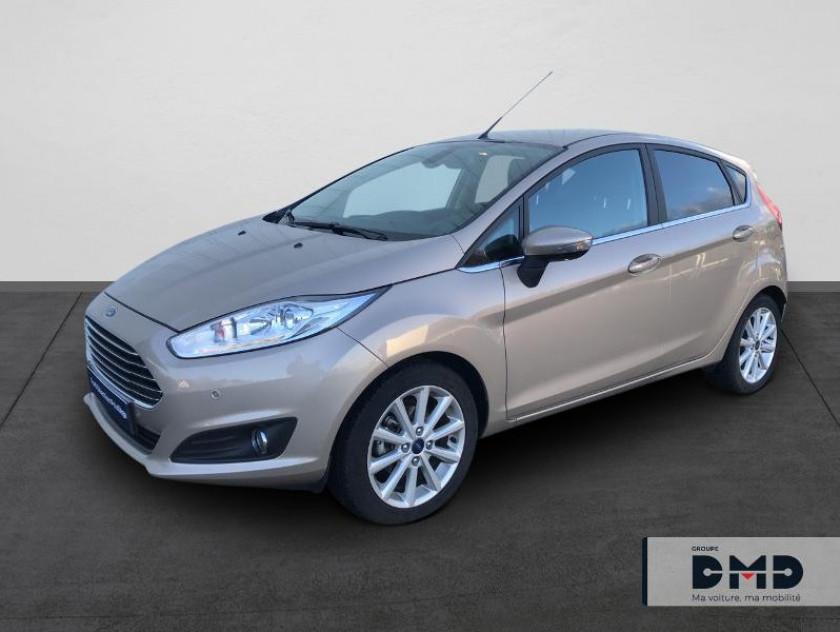 Ford Fiesta 1.0 Ecoboost 100ch Titanium Powershift 5p - Visuel #1