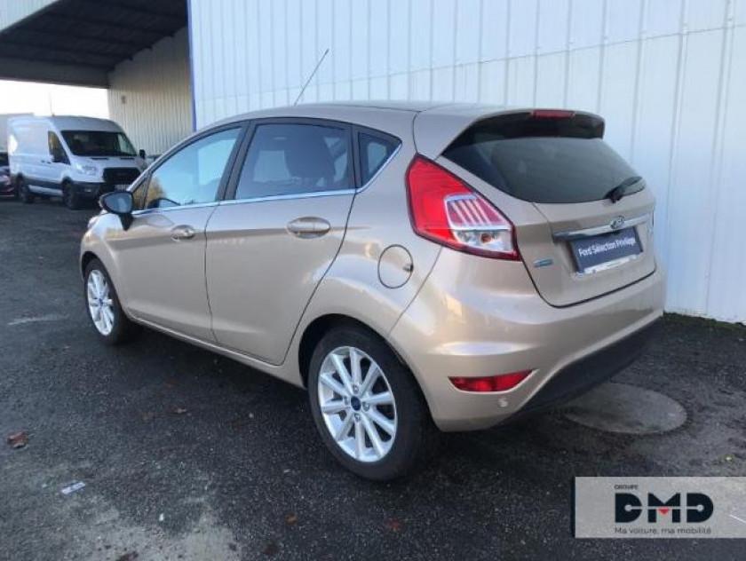 Ford Fiesta 1.0 Ecoboost 100ch Titanium Powershift 5p - Visuel #3