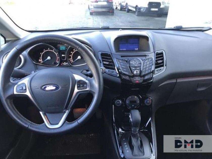 Ford Fiesta 1.0 Ecoboost 100ch Titanium Powershift 5p - Visuel #5