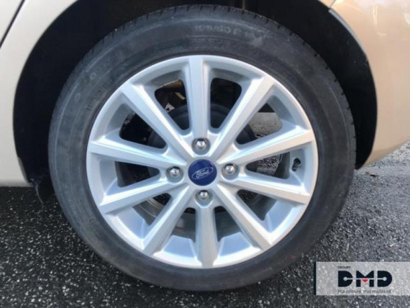 Ford Fiesta 1.0 Ecoboost 100ch Titanium Powershift 5p - Visuel #13