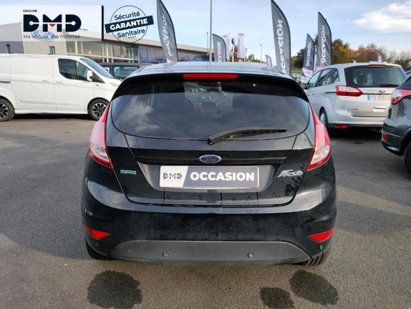 Ford Fiesta 1.0 Ecoboost 100ch Stop&start Edition 5p - Visuel #11