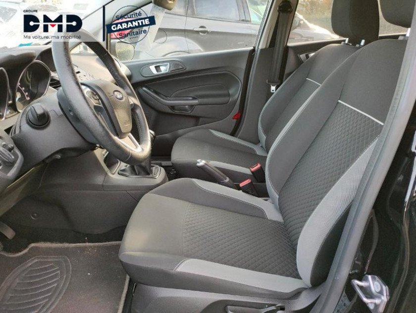 Ford Fiesta 1.0 Ecoboost 100ch Stop&start Edition 5p - Visuel #9