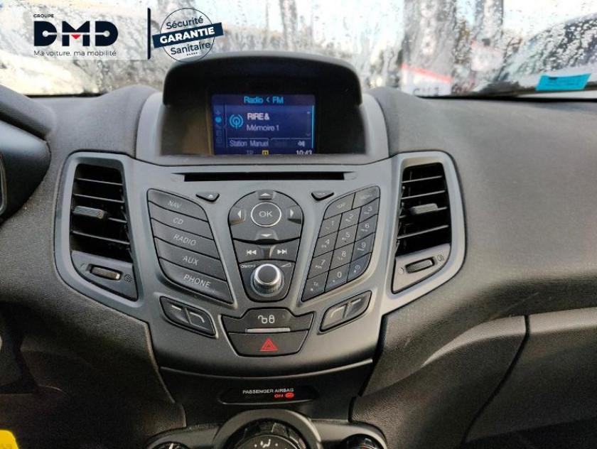 Ford Fiesta 1.0 Ecoboost 100ch Stop&start Edition 5p - Visuel #6