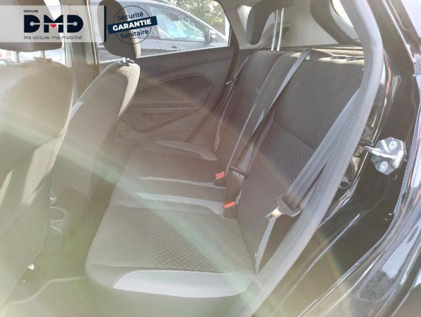 Ford Fiesta 1.0 Ecoboost 100ch Stop&start Edition 5p - Visuel #10